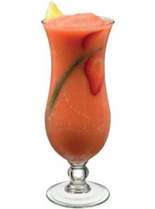 Passion Fruit Strawberry Colada
