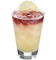Amaretto Sour With A Kiss